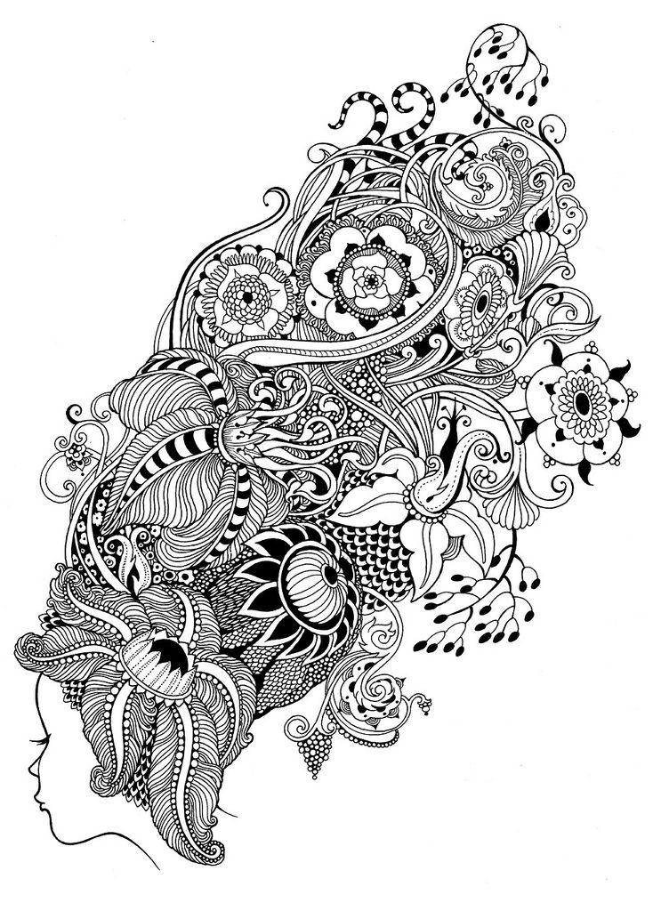 artist Sveta Dorosheva #doodle