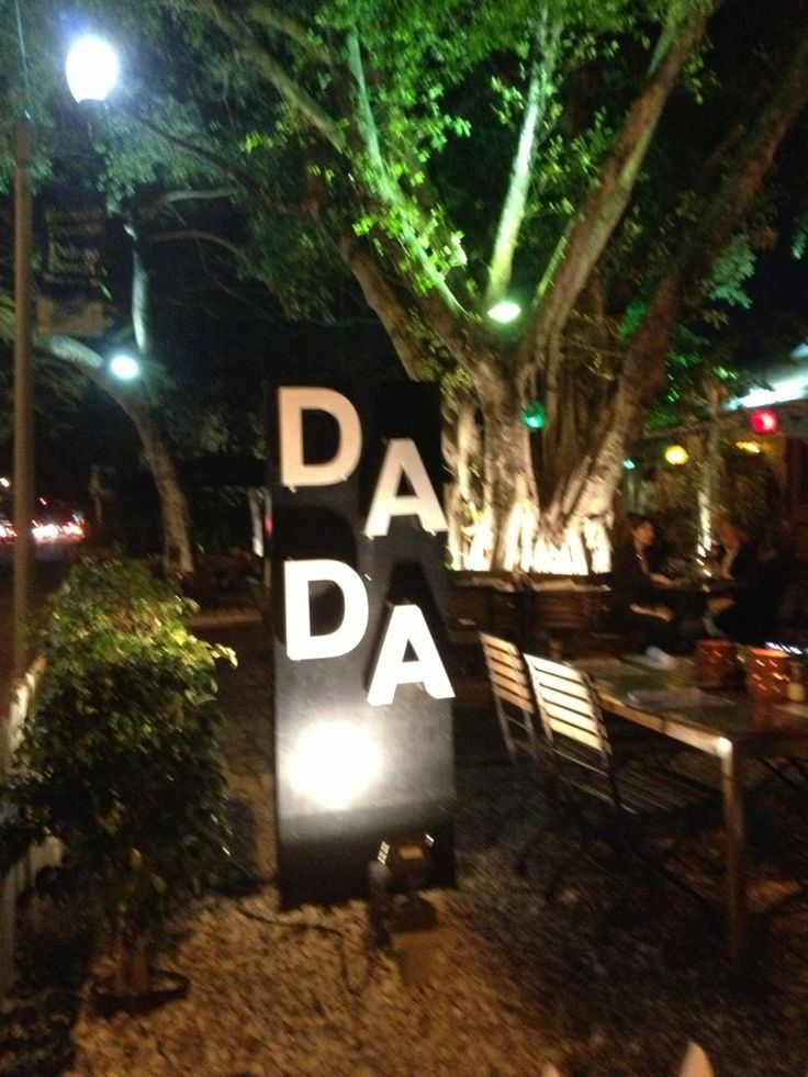 Dada - Delray (1st Tues every month = open mic poetry, other Tuesdays = open mic comedy)