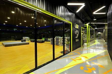 Design showcase: Fitbox Thailand - Retail Design World