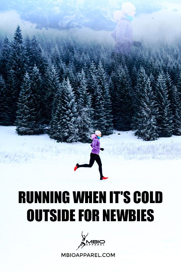 Running When It's Cold Outside for Newbies | Running