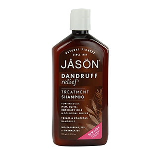 Jason anti-dandruff shampoo