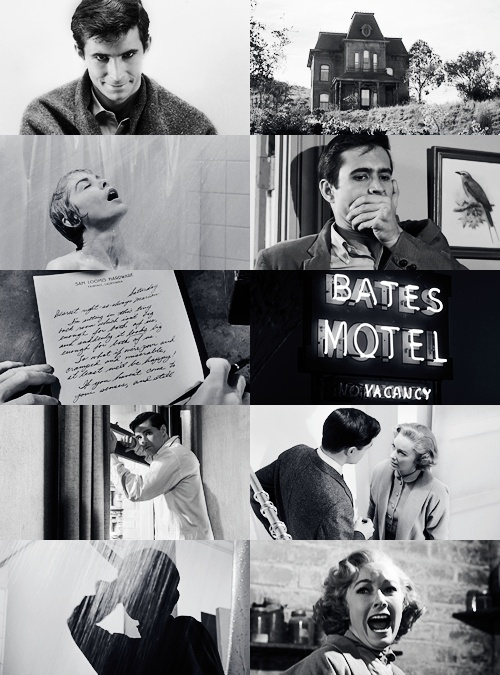 """""""All a boy needs is his mother."""" Norman Bates"""