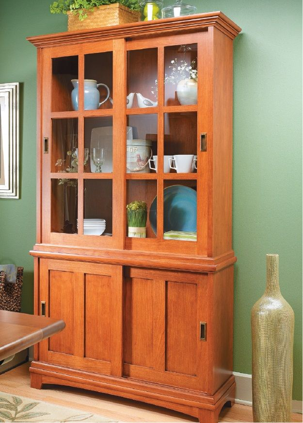 Top 25 ideas about woodsmith plans on pinterest for Craftsman cabinet plans