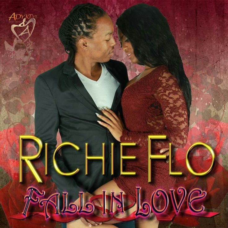 """Listen and download my latest Single """"Fall In Love"""" by Richie Flo at your Favourite online music stores #iTunes #amazon #playstore #Spotify #reggaeromance"""