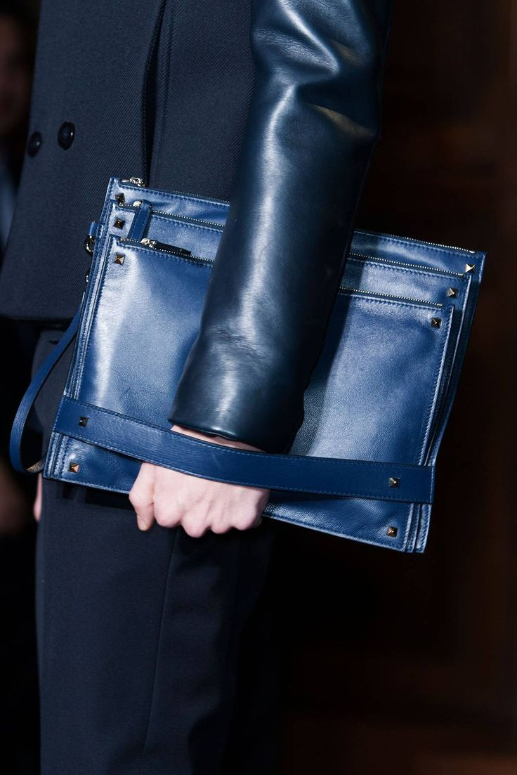 Blue Hand Bags For Men