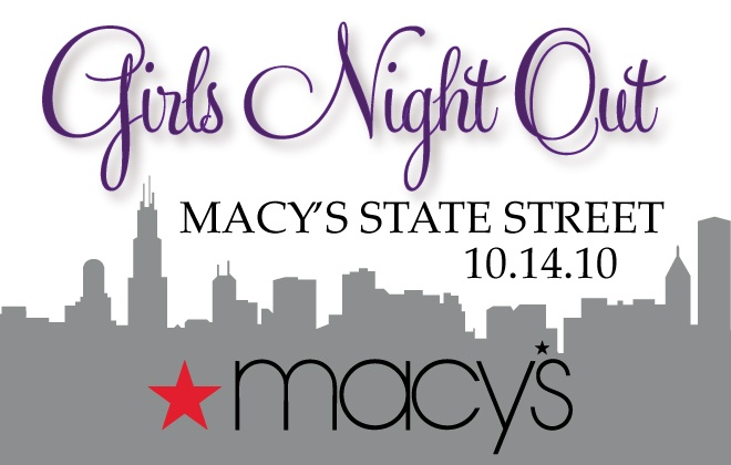 Girls Night Out at Macy's with ShutterBooth photo booths!