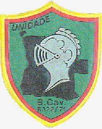 2ª Companhia do Batalhão de Cavalaria 8322/74 Saurimo Angola