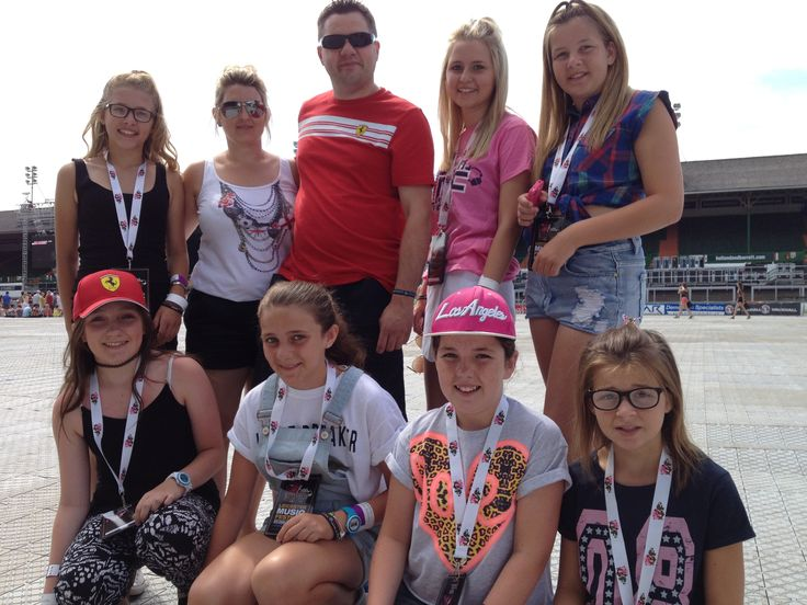Families flocked to the Leicester Music Festival weekend of 25 & 26 July 2014