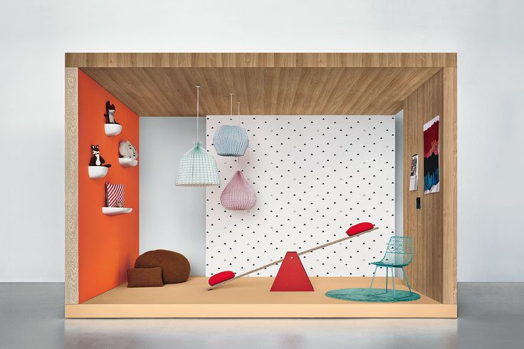 Space within a space // kid's room