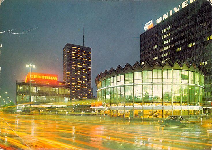 Warszawa rotunda PKO