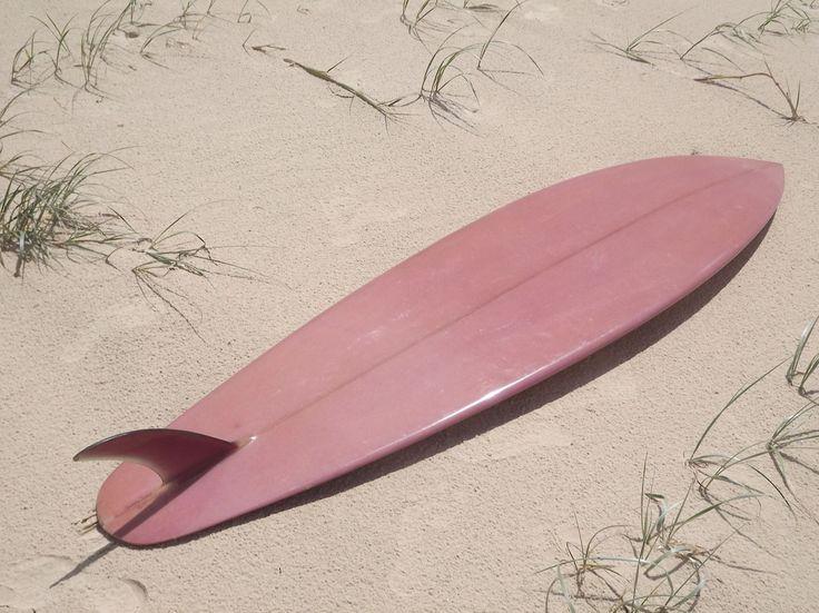 Geoff Wakefield Single Fin Surfboard