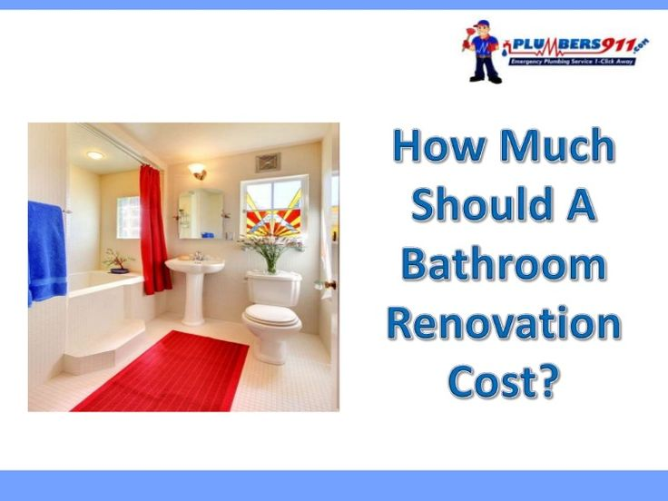 How Much Does Bathroom Remodeling Cost Cool Design Inspiration