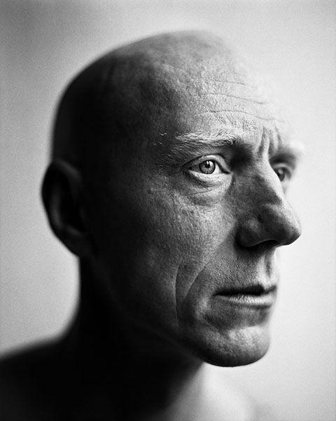 Herr Seele by Stephan Vanfleteren
