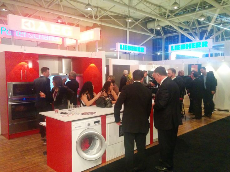 Everyone fell in #love with our displays at #IDS15