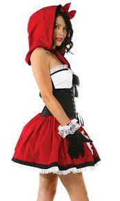 Resultado de imagen de disfraz Caperucita Roja