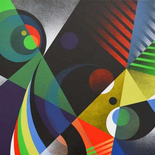 777 Best Images About Non-Geometric Non-Objective Abstract