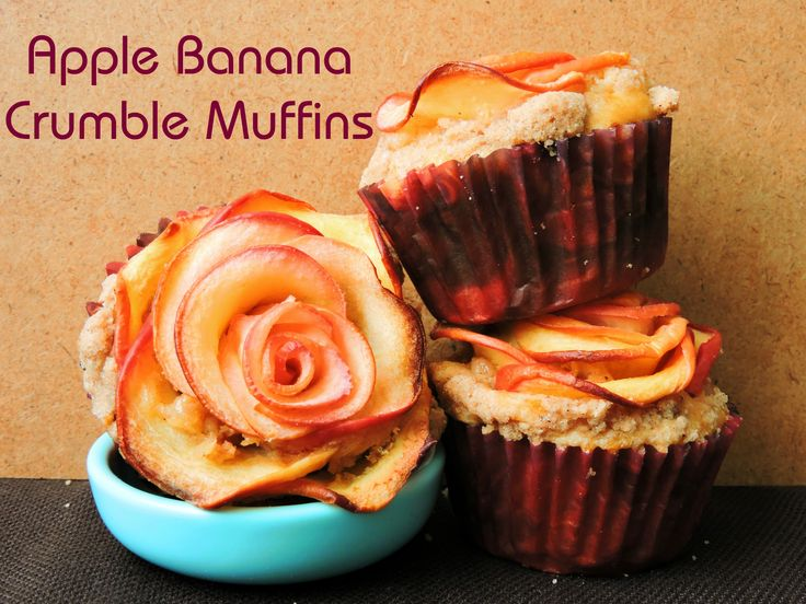 These muffins not only look good, they also taste AMAZING! Who says you need frosting to make baking look pretty?