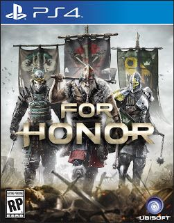 newemmagge: For Honor - PlayStation 4