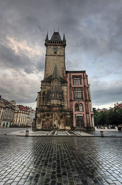 Prague Old Town Square, Czech Republic