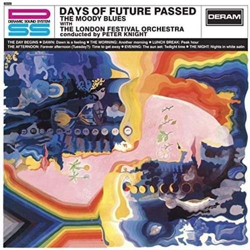Days Of Future Passed (50th Anniversary Deluxe) - Moody Blues, CD