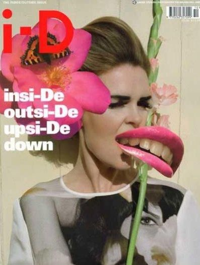 i-D Magazine Fall 2009 3 Covers