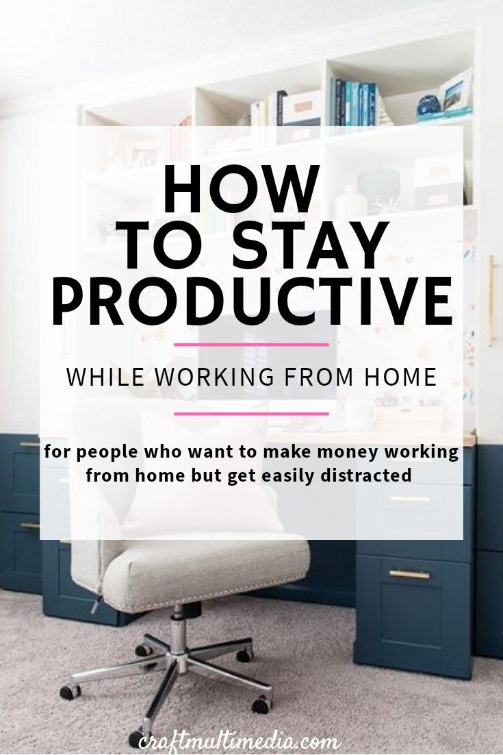 Staying Productive Thanks To Roboworx Craft Multimedia In 2020 Working From Home Work From Home Moms Work From Home Tips