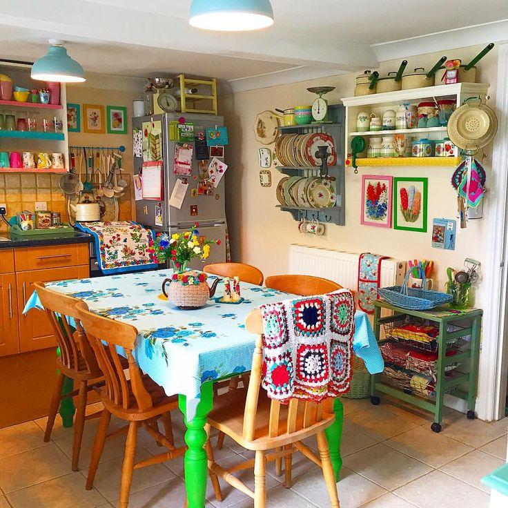 Hippie Kitchen Decor: 25+ Best Ideas About Gypsy Kitchen On Pinterest