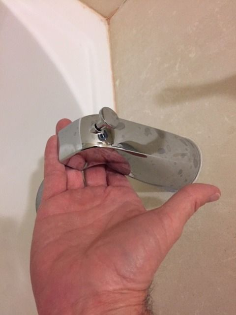 Easy Bath Tub Spout Replacement Spout Tub Spout Bathtub Spouts