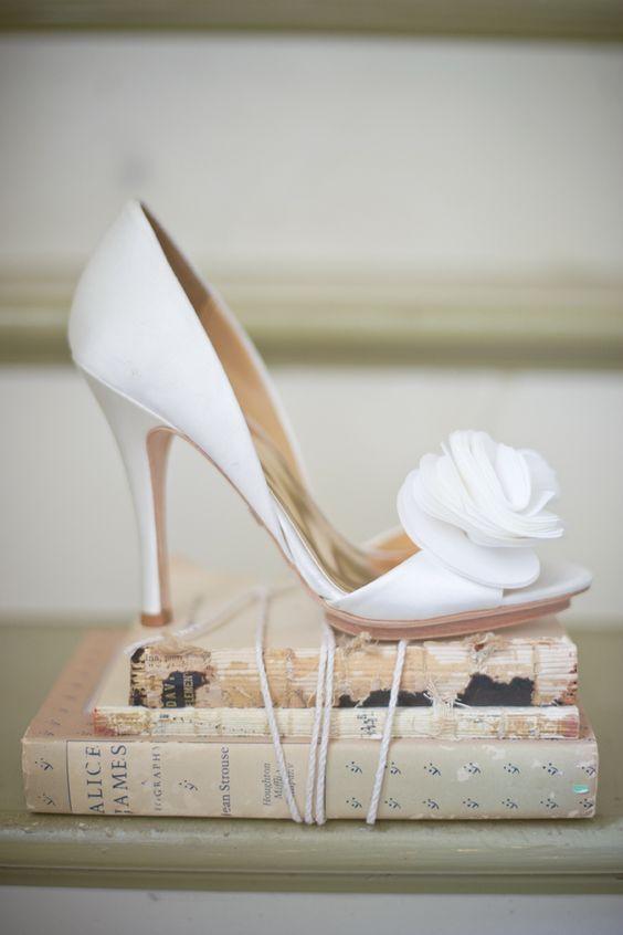Sapato de noiva   Os 10 melhores e mais pinados na Itália - Portal iCasei Casamentos