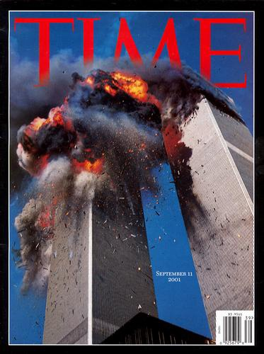 MagSpreads - Magazine Design and Editorial Inspiration: 100 Magazine Covers of 9-11