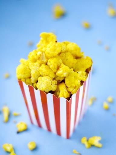 Popcorn chou-fleur : Recette de Popcorn chou-fleur - Marmiton