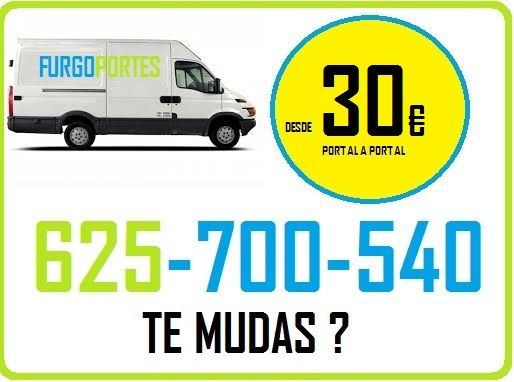 BARATOS ꝶꝶ 62/57/00/5/40 ꝶꝶ PORTES EN VILLAVERDE EMPRESA FAMILIAR:: 62/57/00/5/40  EMPRESA FAMILIAR DE SERVICIOS DE MUDANZAS, CON EXPERIENCIA EN EL SECTOR CON PROFESIONALES DE CONFIANZA PARA REALIZACIÓN DEL SERVICIO EN ALUCHE/MADRID.  PRECIOS ECONOMICOS PORTES DESDE 30EU. MINIMUDANZAS COMPLETAS DESDE: 140EU.  PORTES EN VILLAVERDE, PORTES EN VILLAVERDE, PORTES EN VILLAVERDE.