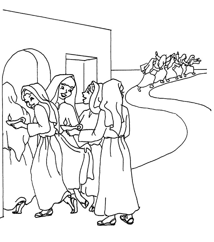 parables coloring pages - photo#25