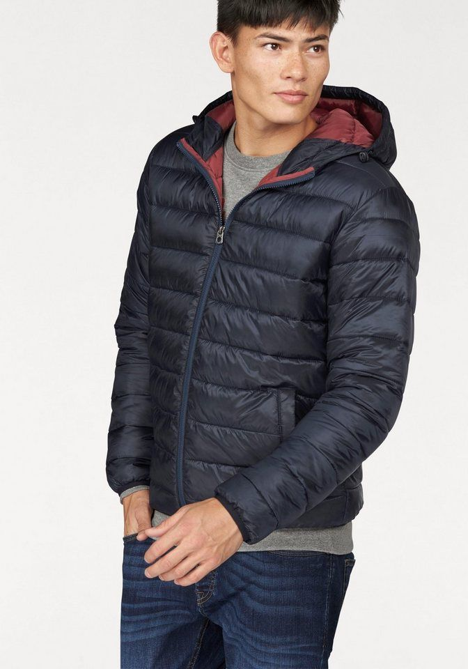 Jack & Jones Steppjacke »FASTER PUFFER JACKET«