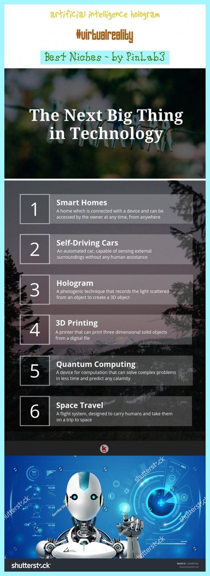 Artificial intelligence hologram #artificial #intelligence ...