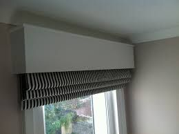Image result for roman blinds with pelmets