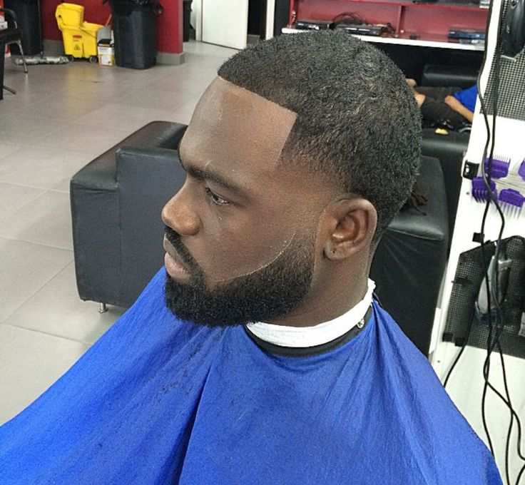 Beard N Taper Cut Ethnic Or Waves Cut Mohawk Burst