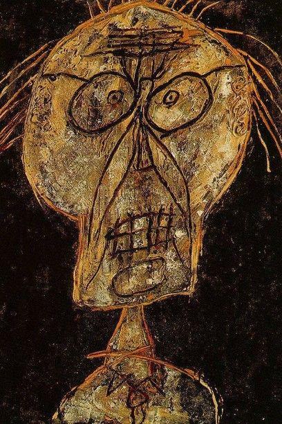 Art brut.  Jean Dubuffet (1901-1985)