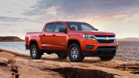 Colorado a la venta: Precio de la Chevy Colorado 2016 | Chevrolet