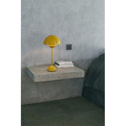 Tradition Flowerpot Vp3 Table Lamp Mustard Table Lamp Lamp Beautiful Lamp