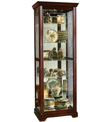 33 Best Corner Curio Images On Pinterest Curio Cabinets