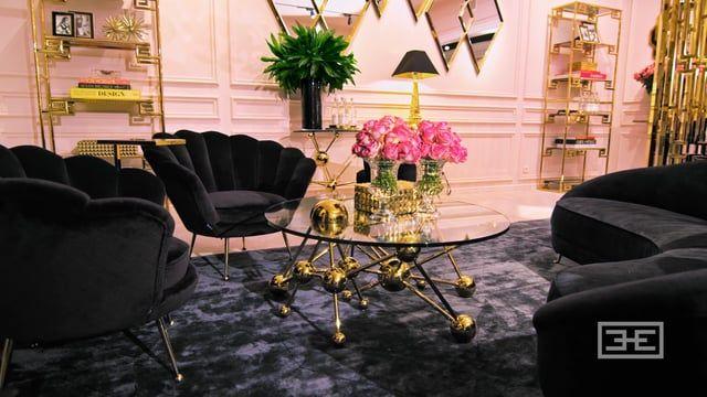 Роскошный интерьер Eichholtz, luxury Eichholtz interior, мебель, освещение, аксессуары, гостиная, living room, furniture, lighting, accessories, видео, video #eichholtz #эйхольц #idcollection