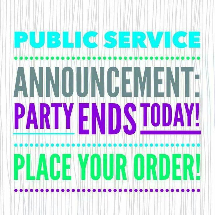 Party ends today http://serendipitynailbyjess.jamberrynails.net/