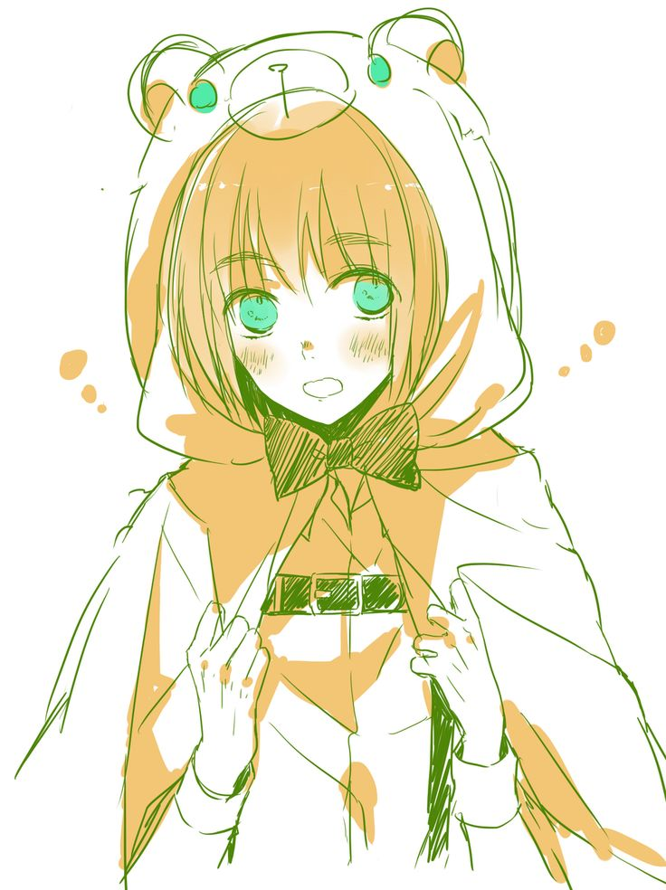 Armin Arlert - Shingeki no Kyojin / Attack on Titan----> Armin needs this to be his own special cape. It's so cute for him!