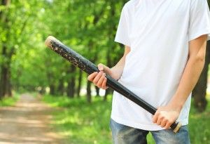 Teen Home Alone Heard Someone Call His Name. What He Saw in the Hallway Had Him Running With His Baseball Bat. See this & more at: http://twodaysnewstand.weebly.com/the-blaze