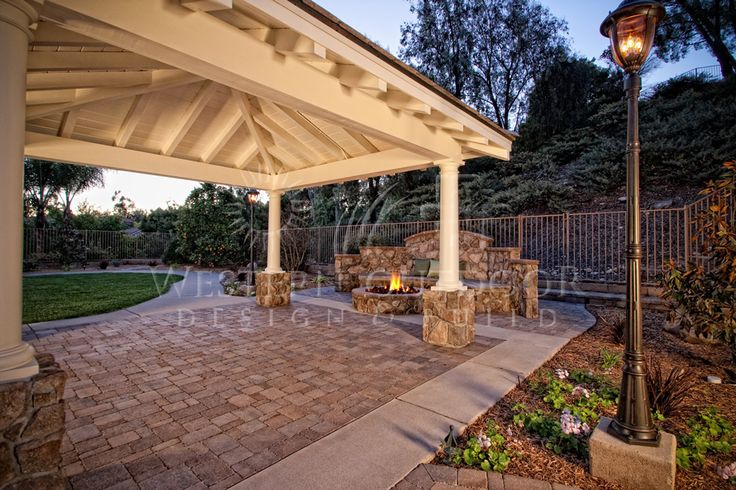 San Diego Outdoor Living Spaces: 17 Best Images About Patio Covers: Western Outdoor Designs