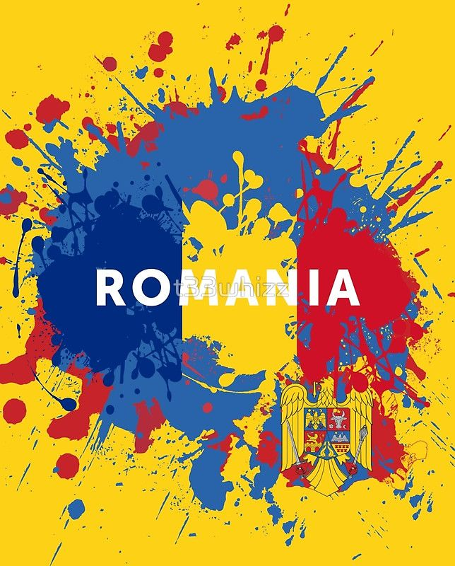 Romania #euro2016 #fans #specially #designed #products #supportyourteam #supportyourcolours #graphic #tees #Romania #amazing #design