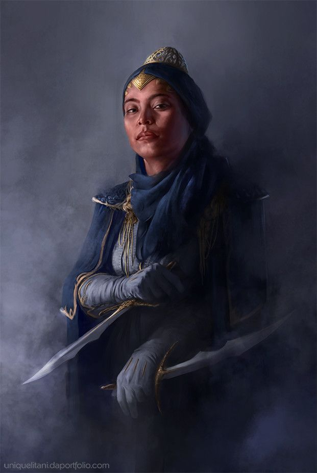 "we-are-rogue: "" Assassin by Unique Litani Soparie """