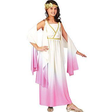 Beautiful Athena girls costume!