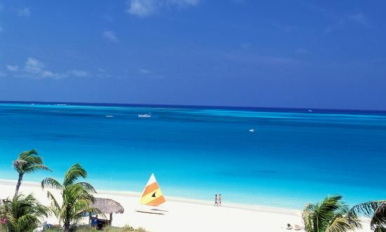 Providenciales in Turks and Caicos Islands